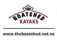 The Boatshed Kayaks limted