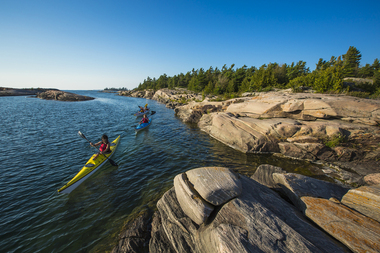 Georgian Bay Kayak Trips