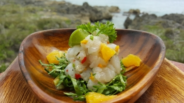 Lionfish Ceviche