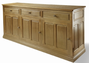 Oak Sideboard By Beaver Furniture