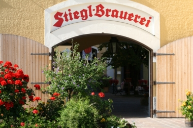 Welcome at Stiegl Brauwelt