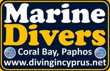Marine Divers PADI Scuba School Paphos