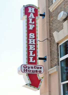 Half Shell Oyster House, Gulfport