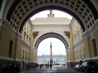 Private Tour Guide in St. Petersburg, Russia