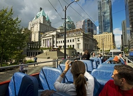 Open Top Buses