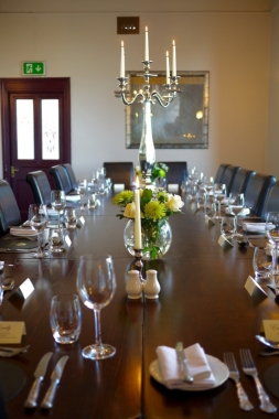 Glewstone Court Country House Hotel