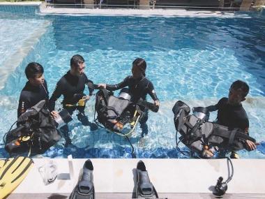 Neptune Scuba Diving