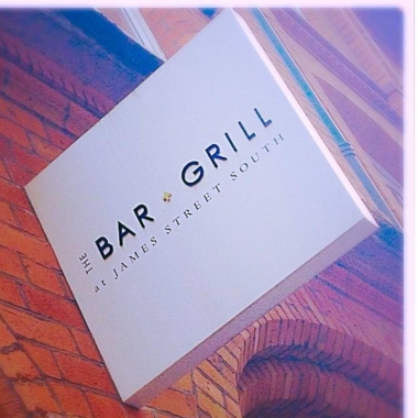 The Bar + Grill at James Street South