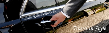 Acropolis Transport - Cyprus chauffeured services
