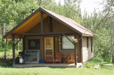 Brown Cabin