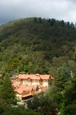Jenolan's historic hotel, Jenolan Caves House