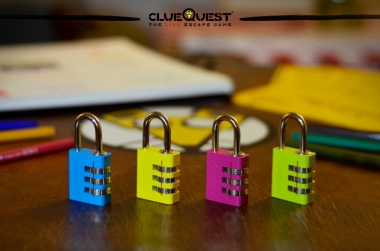 clueQuest | The Live Escape Game