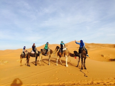 morocco family travels
