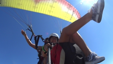 Very good experience - Paragliding Montenegro