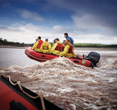 Fundy Tidal Bore Adventures