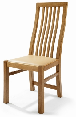 Oak Dining Chair By Beaver Furniture
