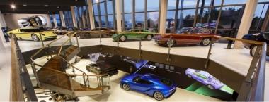 Lamborghini Museum and Factory