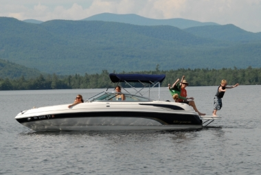 Experience Squam Boating Excursions