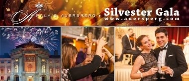 New Years Eve Gala at Palais Auersperg
