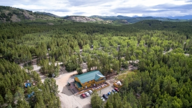 Hot Springs Campground & Hostel