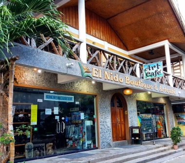 El Nido Boutique & Artcafe