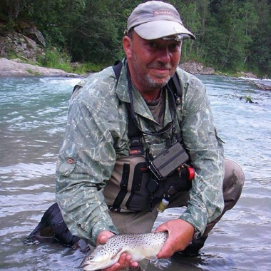 Your Fly Fishing Guide Stuart Wardle