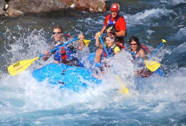 Glacier Guides and Montana Raft