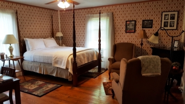 Franklin Guest Room