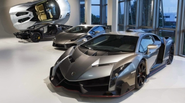 Lamborghini Factory and Museum