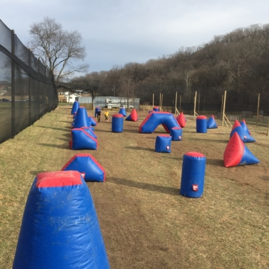 The large air-ball field