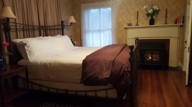 Historic Eleanor Roosevelt Guest Room