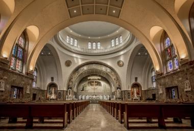 The National Shrine of Saint Elizabeth Ann Seton