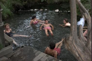 Natural Bush Hot Pool