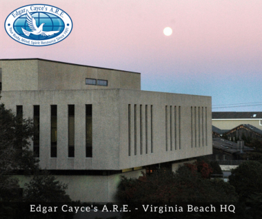 Edgar Cayces Association for Research and Enlightenment (A.R.E.)