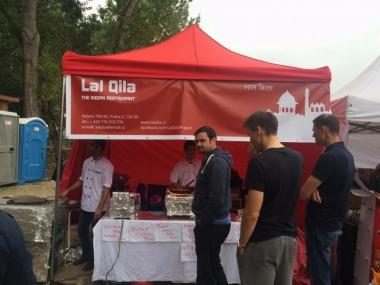 Lal Qila The Best Indian Restaurant in Prague