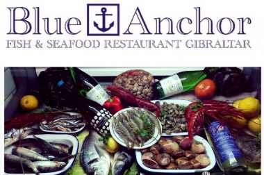 Blue ⚓️ Anchor Fish & Seafood Restaurant