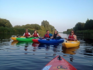Social Paddle to the pub