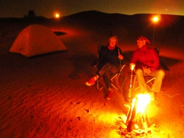 Dune Raiders Absolute - Dune Buggy Adventure with Overnight camping (Arabic Dinner & Breakfast included)