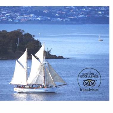 SV Rhona H / Heritage Sailing Tasmania Ltd