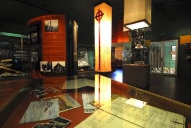 Award winning museum