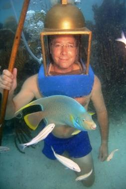 Hartleys Helmet Diving