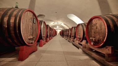 Historic cellar - Birthplace of Amarone