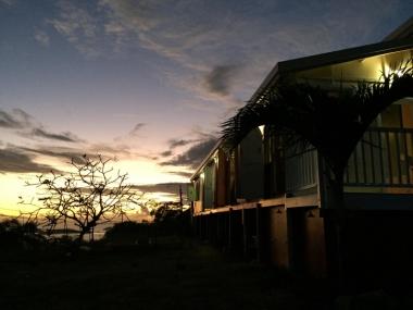 Sunset (pre-deck)