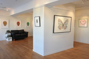Cycle of Life exhibition installation shot