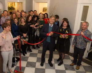 Exeter gallery opening 2015