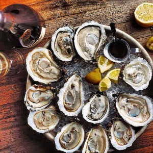 Oysters all day everyday...!