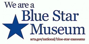 We are proud to be a Blue Star Museum